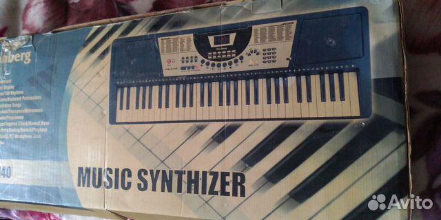 Синтезатор  89058604620 купить 2