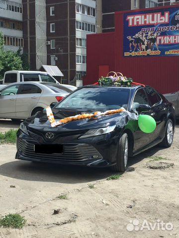 Аренда Тойота Камри с водителем 89867399192 купить 1