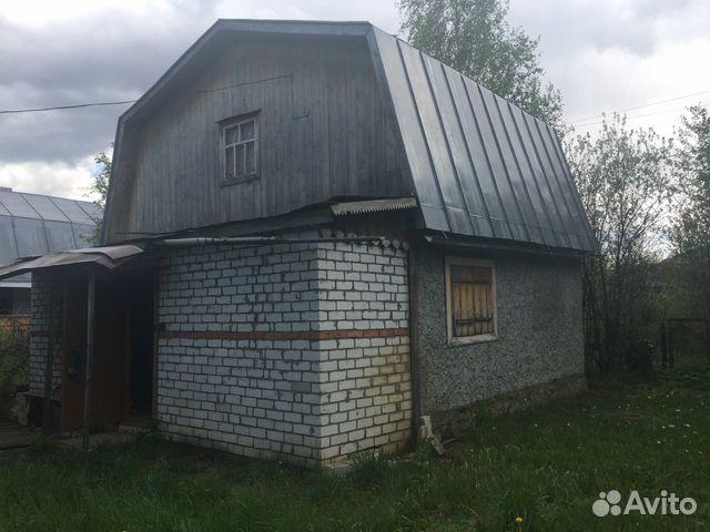 Дача 36.5 м² на участке 6.4 сот. 89033224376 купить 1