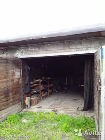 A garage of 20 m2 buy 1