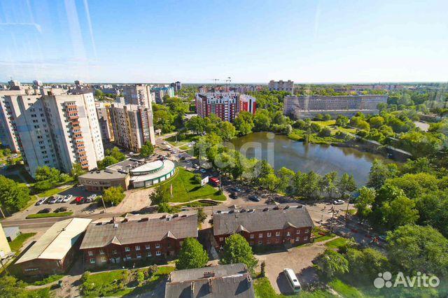 2-room apartment, 55.7 m2, 17/17 floor. buy 10
