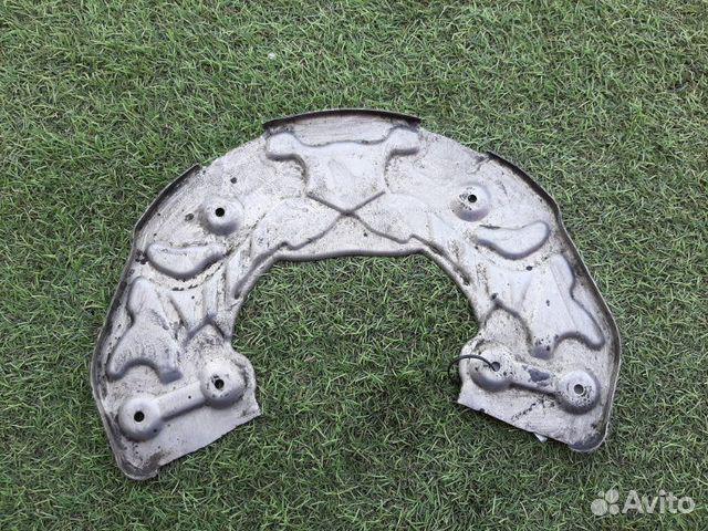 Кожух тормозного диска передний Mercedes Amg Glc