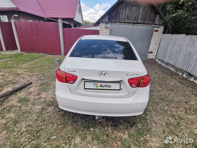 Hyundai Elantra, 2010 89091720561 купить 4
