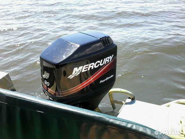Лодка Мастер 540 с Mercury 90 elpt 4 Stroke  89063926905 купить 6