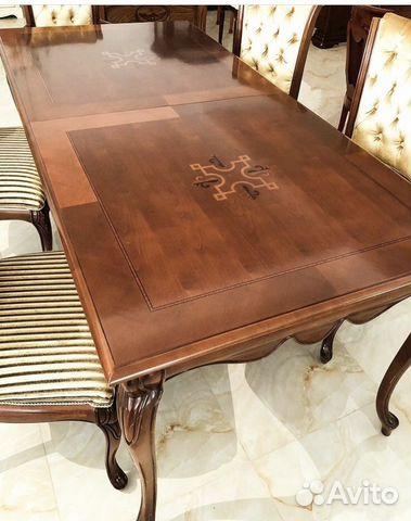Стол со стульями Румыния