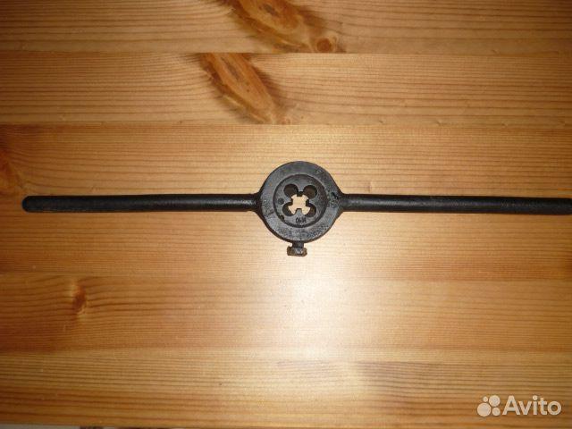 Лерка плашка вороток СССР м10 89086308463 купить 1