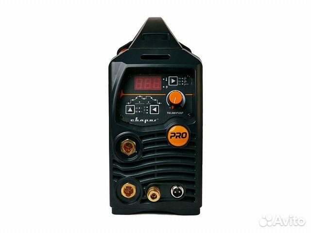 Сварочный инвертор Сварог PRO TIG 200 P DSP (W212)  88003013662 купить 2