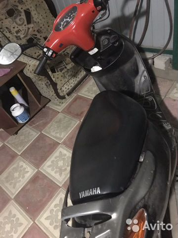 Yamaha Grand Axis 100  89056862063 купить 5