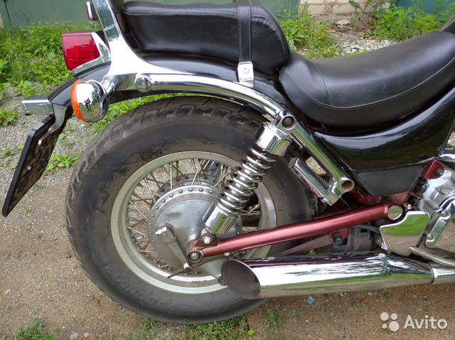 Suzuki VS 400 Intruder  89662713963 купить 8