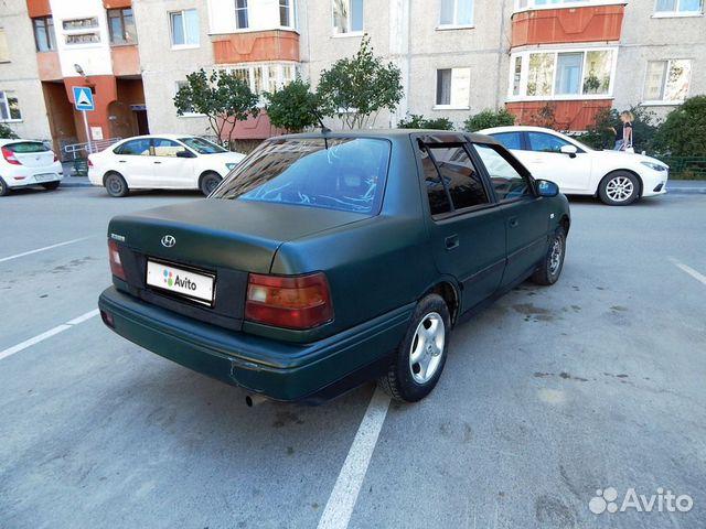 Hyundai Pony, 1994  купить 4