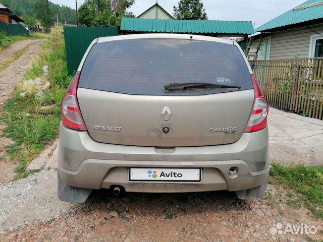 Renault Sandero, 2010  купить 4