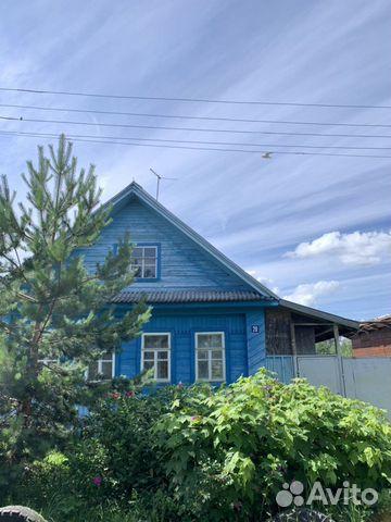 Дом 46.6 м² на участке 10.5 сот.  89851781855 купить 2