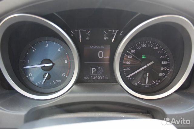 Toyota Land Cruiser, 2014
