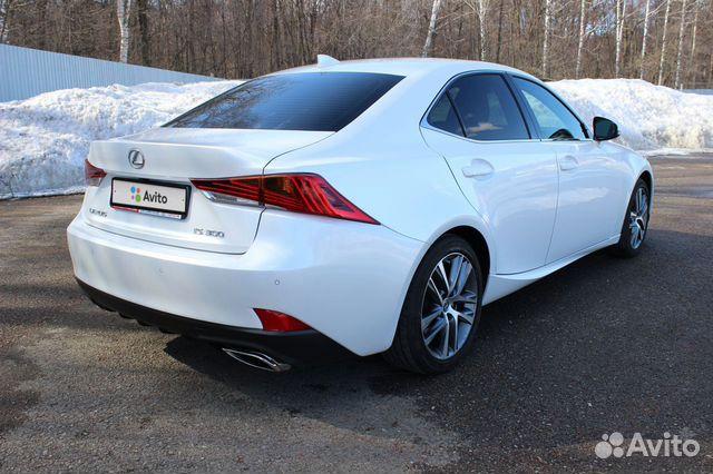 Lexus IS, 2018  89871489067 купить 6