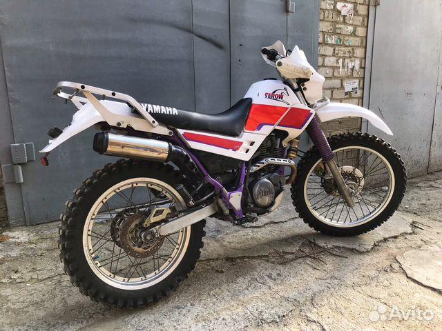 Yamaha serow 225  89623387647 купить 2