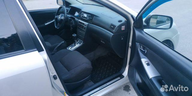 Toyota Corolla, 2006  89617258381 купить 8