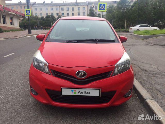 Toyota Vitz, 2011  89642393882 купить 3