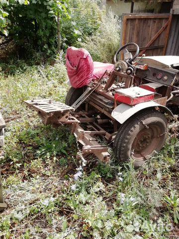 Мини трактор  89513055602 купить 1