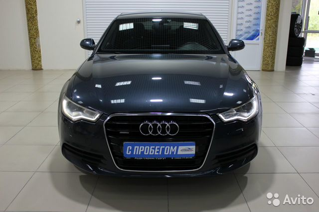 Audi A6, 2012  89828708454 купить 3