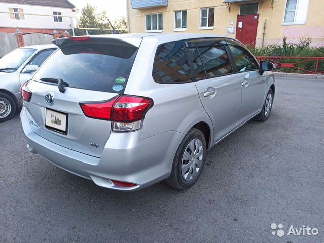 Toyota Corolla Fielder, 2015  89617524519 купить 3