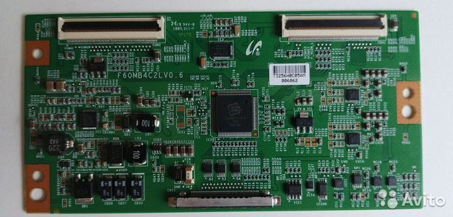 Samsung LE32C530F1W плата T-CON F60MB4C2LV0.6