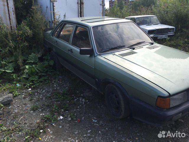 Audi 80, 1984  89856555750 купить 3