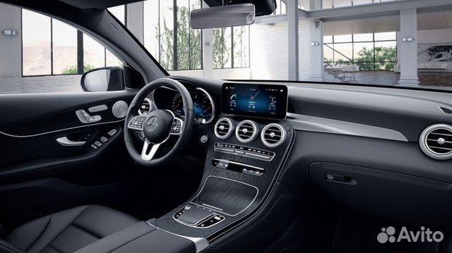 Mercedes-Benz GLC-класс Coupe, 2020