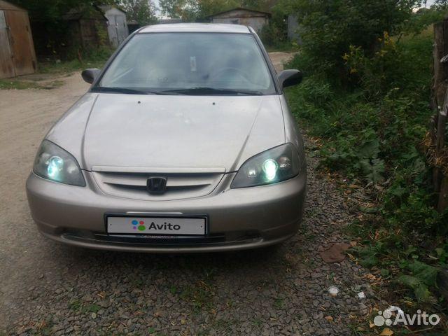 Honda Civic, 2002  89584890434 купить 8