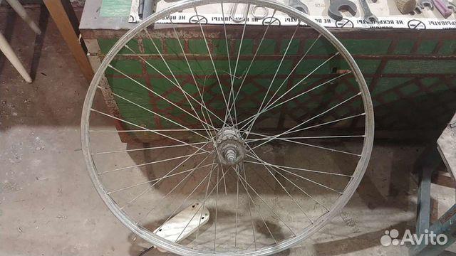 Задние колесо от взрослого вилосипеда