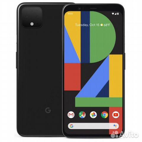 Google pixel 4 xl 64gb Black  89990878349 купить 1