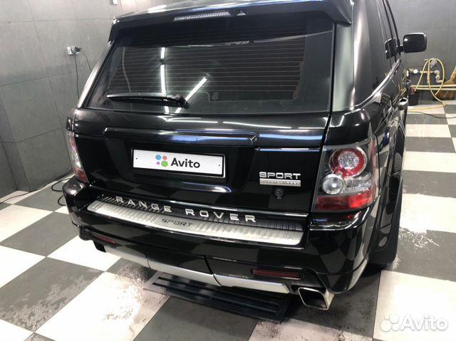 Land Rover Range Rover Sport, 2010  89188202275 купить 10