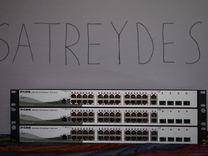 D-link Cisco Zyxel HP SNR Edge-core Qtech Eltex