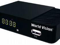 Цифровой тв приемник World Vision T65
