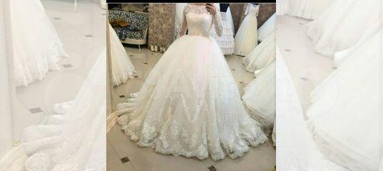 0b0dcbd0b19cb67 Прокат Продажа Свадебное Платье купить в Республике Дагестан на Avito —  Объявления на сайте Авито