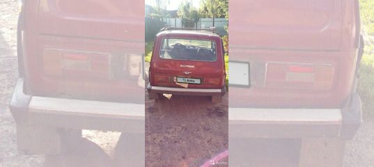 LADA 4x4 (Нива), 1992 купить в Тамбовской области | Автомобили | Авито