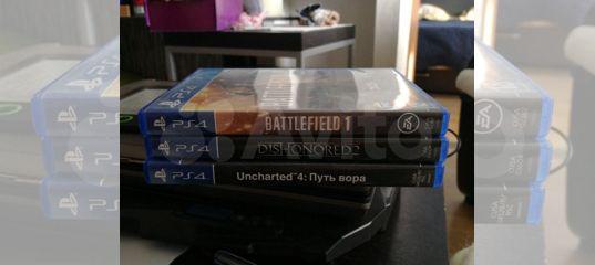 Игры PS4 купить в Санкт-Петербурге с доставкой | Бытовая электроника | Авито