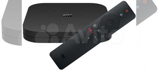 TV приставка Xiaomi Mi Box S купить в Самарской области на Avito —  Объявления на сайте Авито 084f6c55058