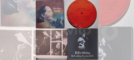 Billie Holiday 1975 4 пластинки буклет Usa Nmm купить в москве