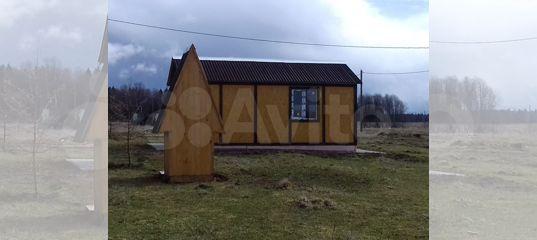 Дача 20 м² на участке 12 сот. в Московской области | Недвижимость | Авито