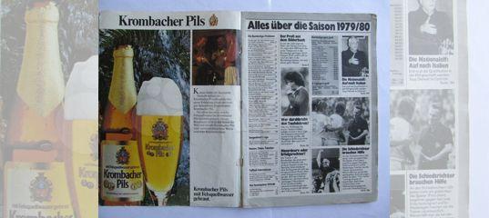 Kicker Sonderheft 1979