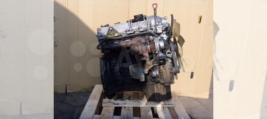 Двигатель Mercedes Sprinter/Vito 2.2cdi 646 2009