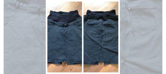 Джинсовая юбка для беременных купить в Республике Коми на Avito —  Объявления на сайте Авито 3cbdd2d18d1