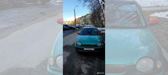Toyota Corolla, 1998 купить в Мурманской области | Автомобили | Авито