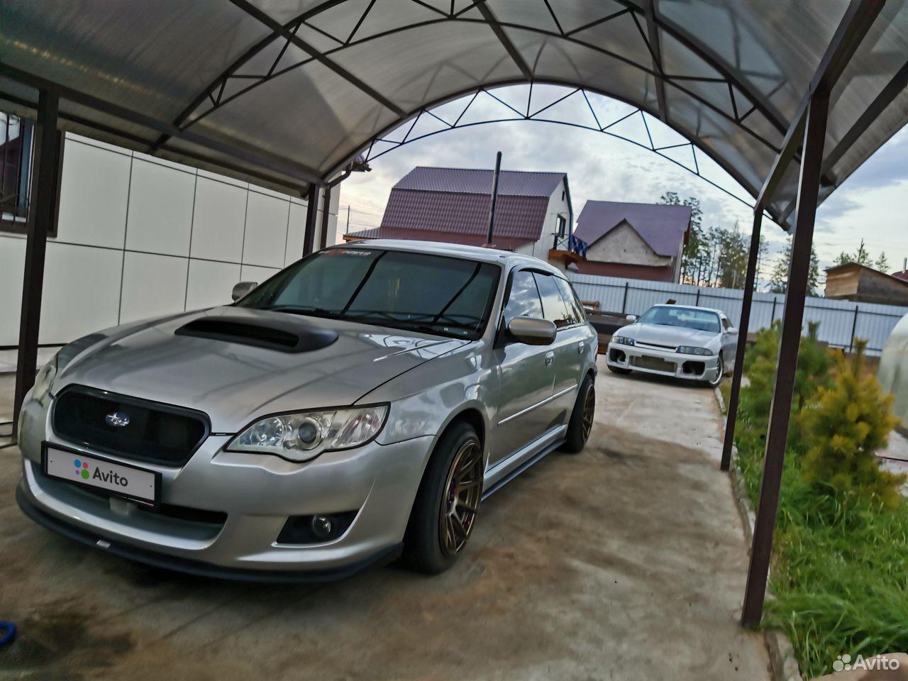 Subaru Legacy, 2006  89681482573 купить 10