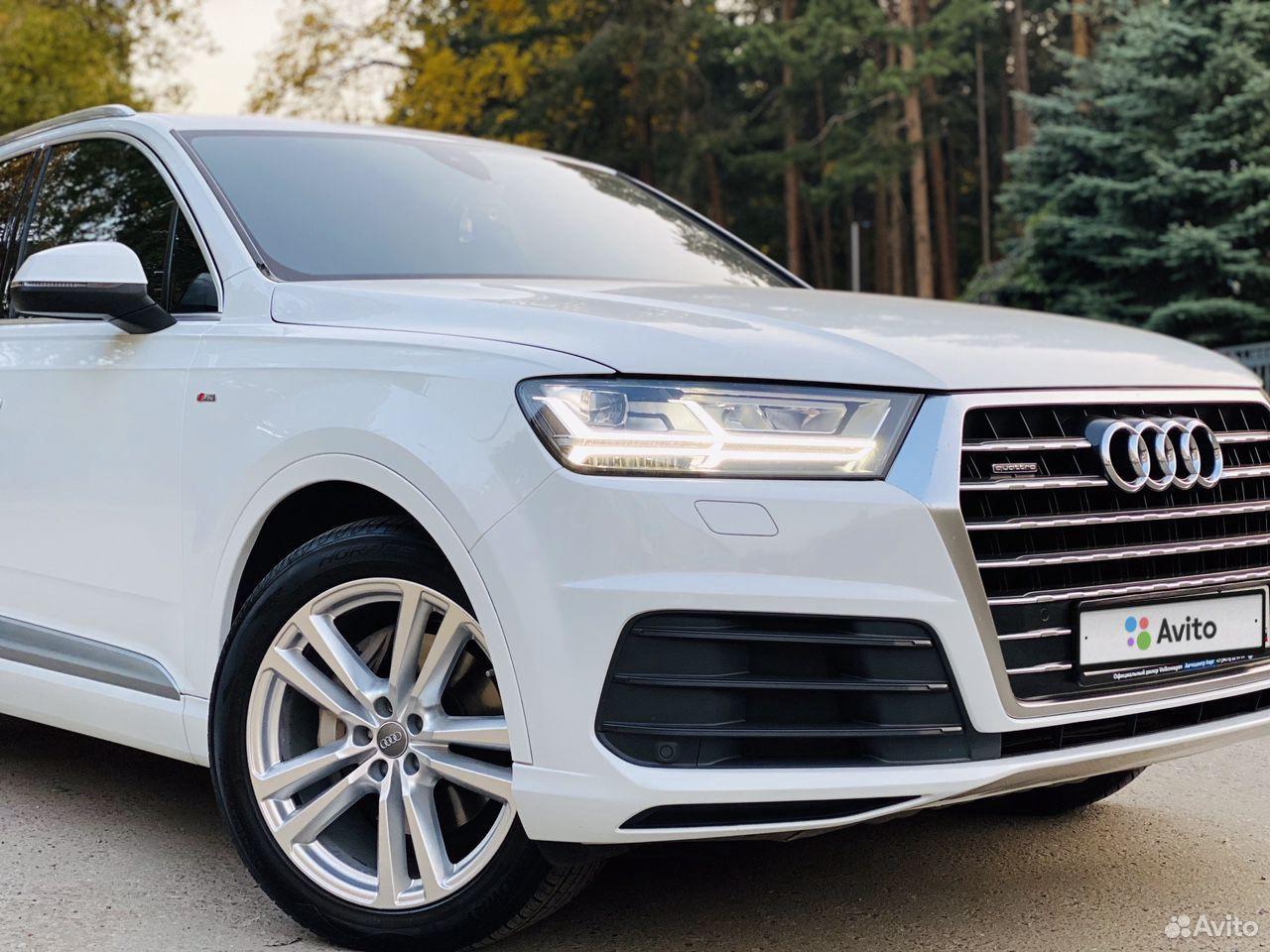Audi Q7, 2015  89053093192 купить 9