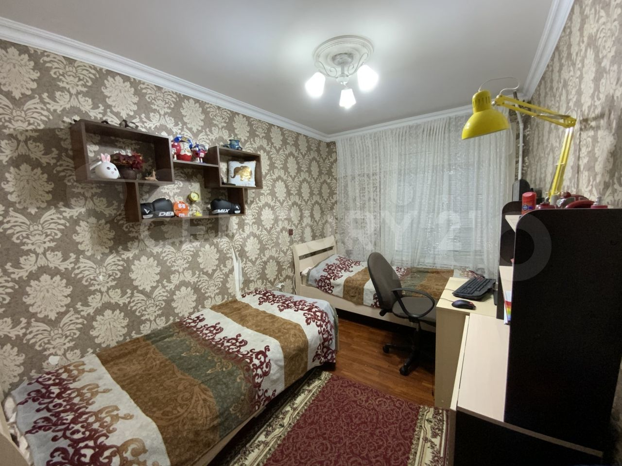 3-room apartment, 57.8 m2, 1/5 floor  89382020017 buy 7
