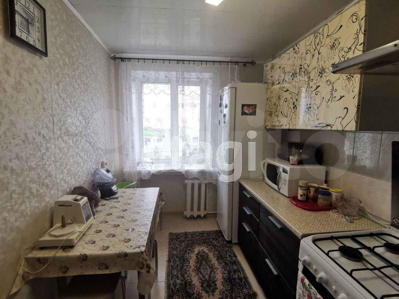 3-room apartment, 61 m2, 4/9 FL.  89610020640 buy 5