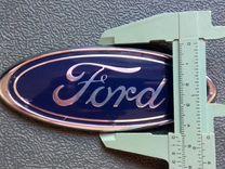 Эмблема Ford задняя
