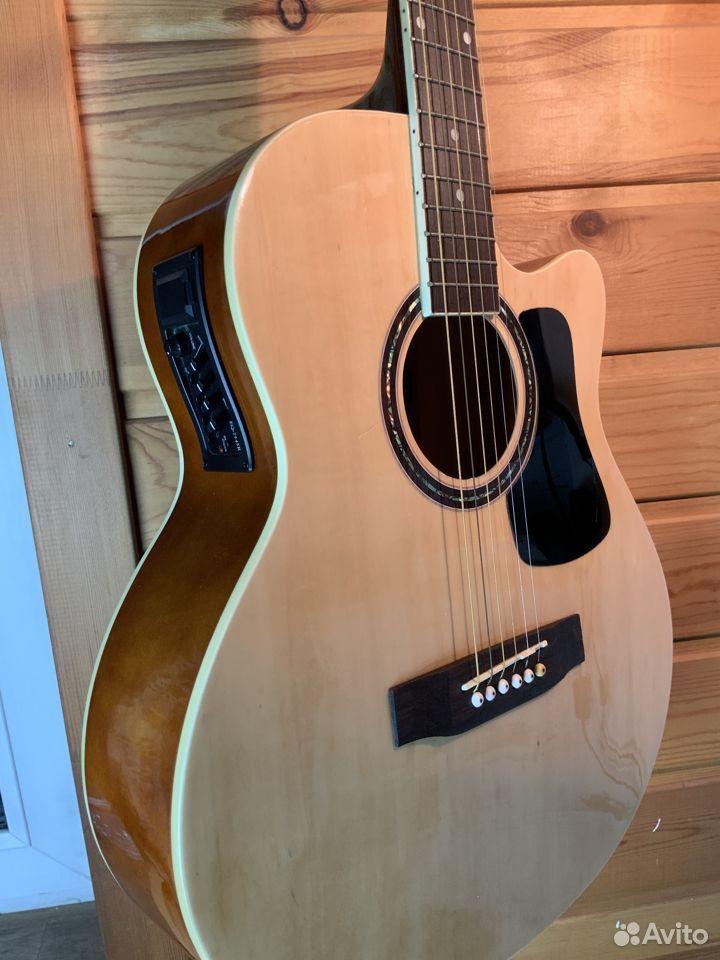 Электроакустическая гитара Chard  89024865089 купить 5