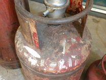 Баллон газовый (50л, 27л, 5л)